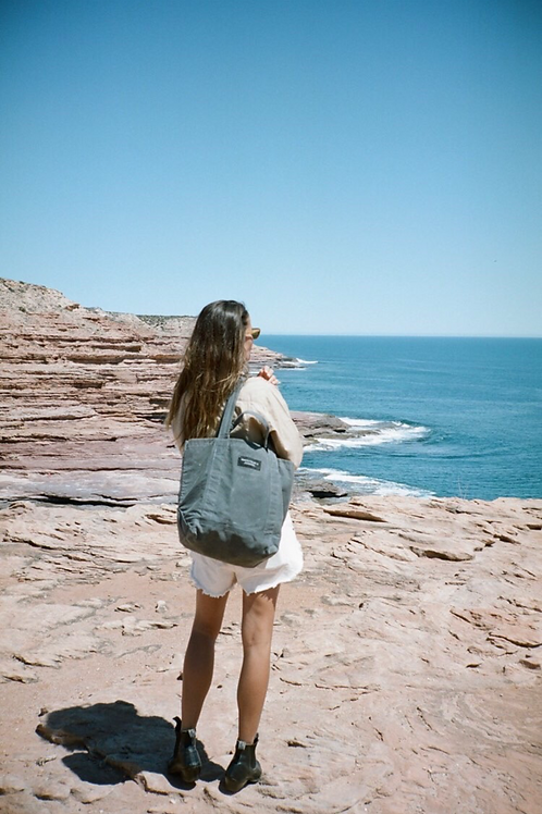 Everyday Tote Bag - Sea