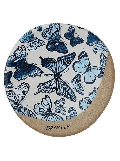 Blue Butterflies - Coaster