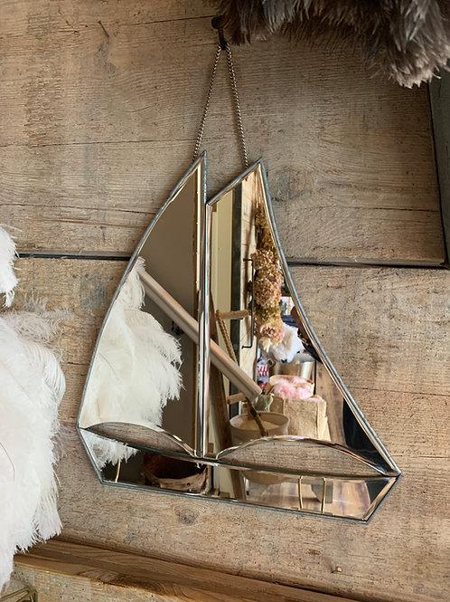Galleon mirror