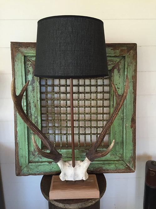 antler lamp - full set