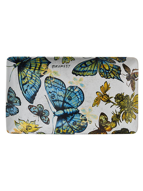 Butterflies - Rectangle Platter