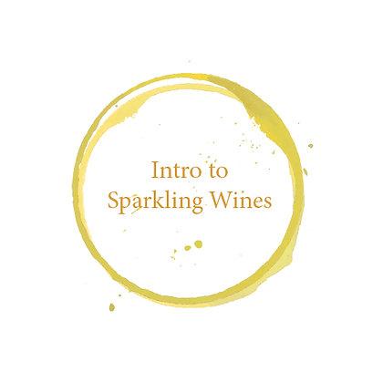 Intro to Sparkling Wine