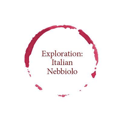 Exploration - Italian Nebbiolo