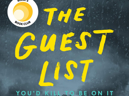 Review: The Guest List by Lisa Foley