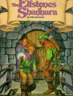 Review (sort of): The Elfstones of Shannara by Terry Brooks