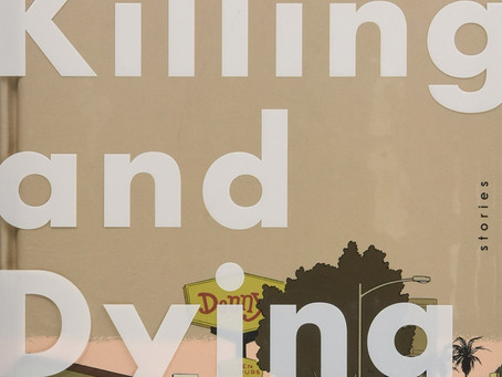 Review: Killing and Dying by Adrian Tomine