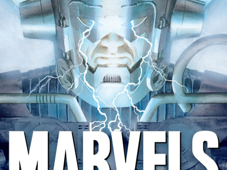 Review: Stitcher's Marvels Podcast