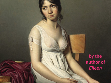 Review: My Year of Rest and Relaxation by Ottessa Moshfegh
