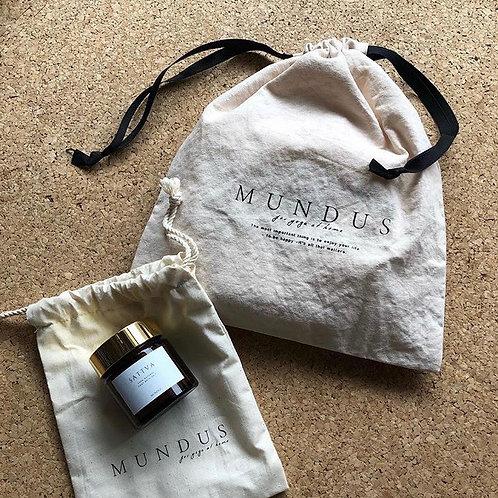 MUNDUS for yoga at home bag