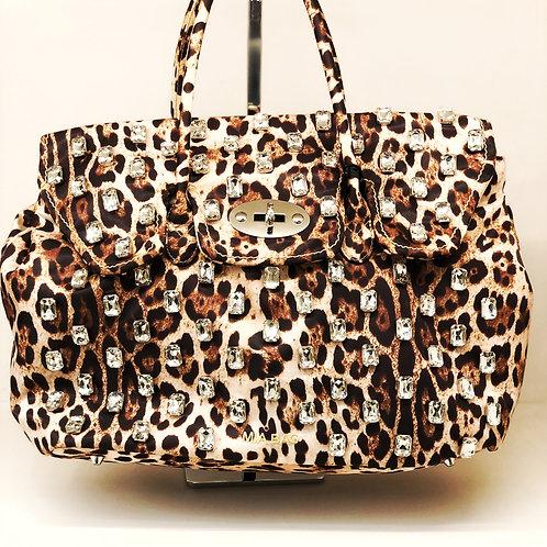 Borsa Mia Bag con strass