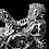 Thumbnail: Saliera di Benvenuto Cellini riproduzione in argento