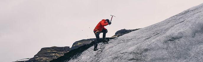 Dağ tırmanıcısı