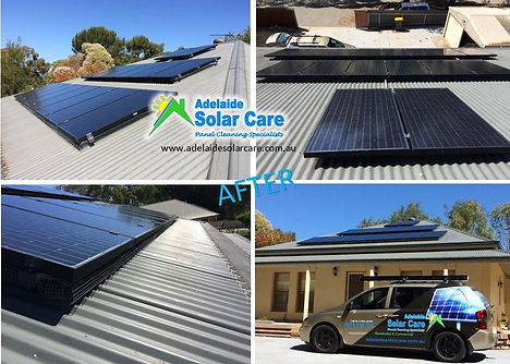 Solar Panel Cleaning Specialists Adelaide South Australia