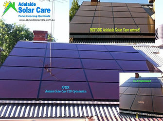 Solar Panel Cleaning specialists Adelaide, South Australia
