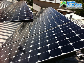 Solar Panel Cleaning South Australia Adelaide