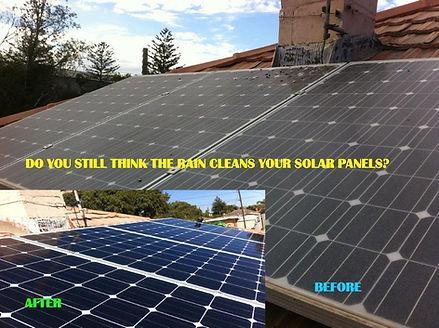 Australia Solar Care - solar panel cleaning