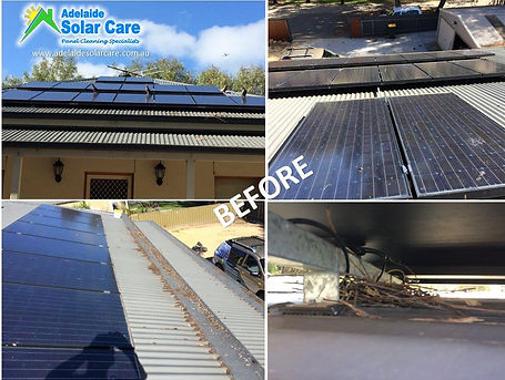 Adelaide, South Australia Solar Panel Cleaning