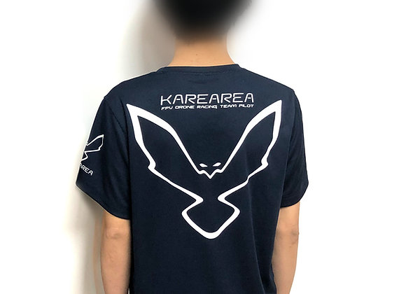 KAREAREA RACING TEAM NEW T-SHIRT (ONLY DARK BLUE COLOR)