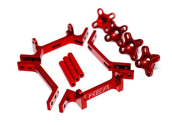 RED RD-035 KEA / ALUMINUM FULL SET