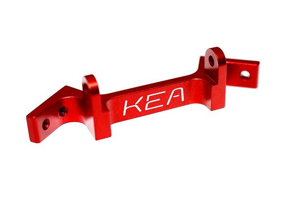 *1PC 7COLORS / RD-035,036 KEA / REAR ALUMINIUM FRAME KEA LOGO