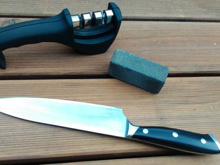 Szanuj noże swoje...
