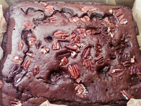 Mooocno czekoladowe ciasto