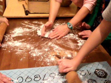 Dziecięca fabryka pierników