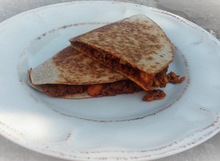 Pełnoziarniste tortille