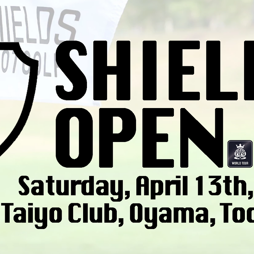 第1回Shields Open