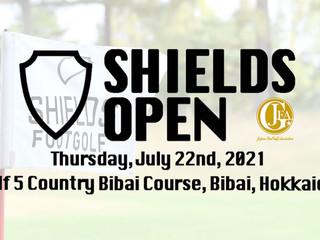 第23回SHIELDS OPENの参加受付は6月24日午前0時から