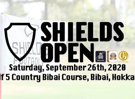 第14回SHIELDS OPENの参加受付は7月12日正午から