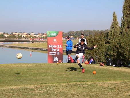 日本勢は3人が最終ラウンドへ、フットゴルフW杯開催中