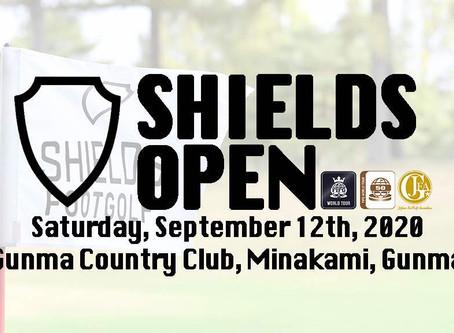 第13回SHIELDS OPENの参加受付は7月14日午前0時から