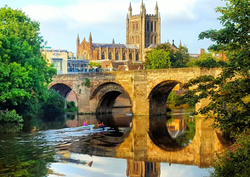 wye bridge canoe hire