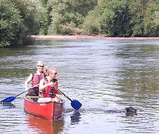 UK CANOE HIRE- RIVER THAMES TRIPS