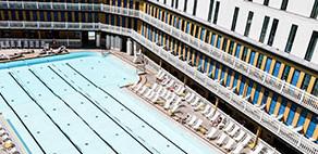 Wellness in Parijs - Hotel Molitor