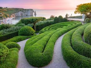 Explore France: Les Jardins d'Etretat, pure schoonheid