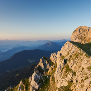 De Isère, niets dan natuur
