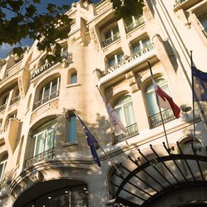 France Excellence: Paris Marriott Champs Elysees Hotel