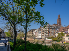 Steden-korte vakanties: Strasbourg Tourist Office
