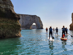 #Naturally Normandy - The place to meet