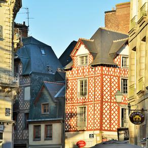 Steden-korte vakantie: Destination Rennes