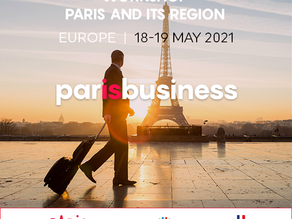 Virtuele Workshop Paris and its Regions 2021
