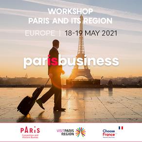 Virtuele Workshop Paris and its Regions 2021