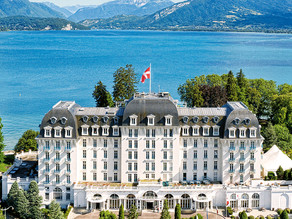 Wellness in Annecy - Impérial Palace