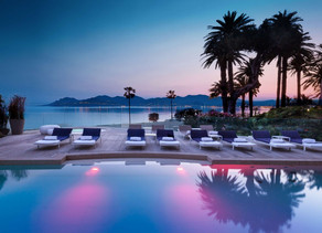 Wellness in Cannes - Radisson Blu 1835 Hotel & Thalasso