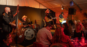 Buddy Dee and the Ghostriders Ranch 2018