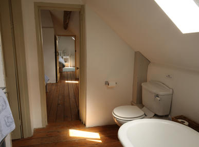 View through to Twin & Master bedrooms