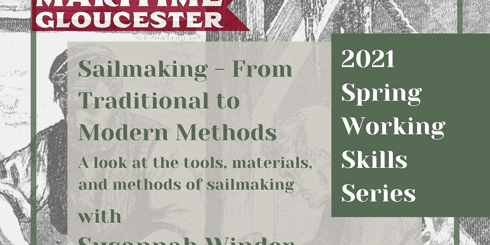 Sailmaking - From Traditional to Modern Methods