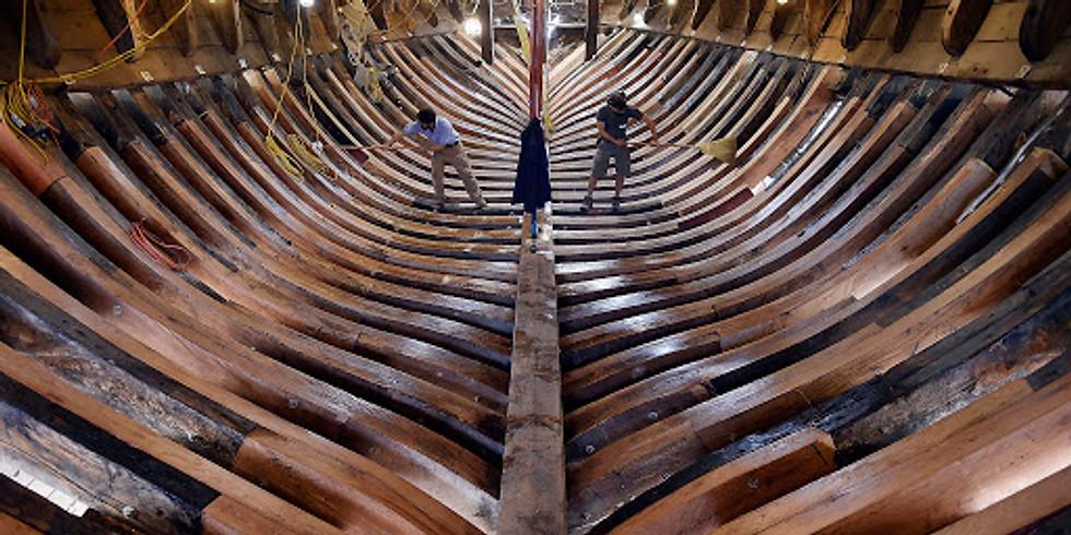 Mayflower II Restoration Lecture